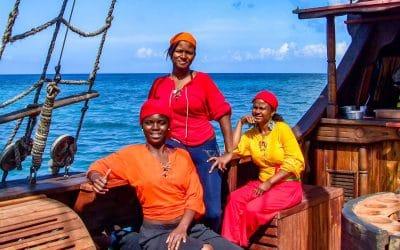 Les pirates noirs
