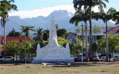 Situation géographique :  Basse-Terre en Guadeloupe