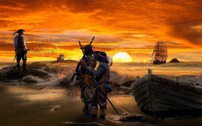 Corsaires, Pirates, Flibustiers, Boucaniers qui sont-ils ?