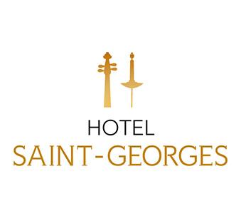 logo hotel saint george